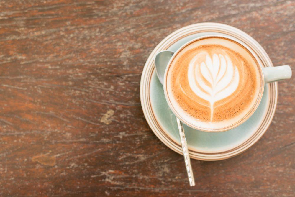 Koffie, hier en nu, lifecoach